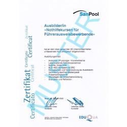 Duplikat Zertifikat Aus- &...